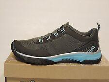 New jbu dusk women sneakers women  blue gray elastic chord lace-up fabric upper