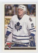 1993 O-Pee-Chee Premier Gold #419 Dmitri Mironov Toronto Maple Leafs Hockey Card