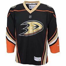 Reebk NHL Kids Anaheim Ducks Team Color Replica Jersey
