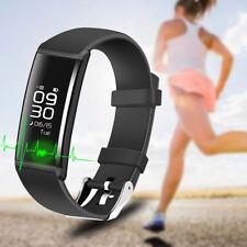 X9 Blood Pressure Oxygen Heart Rate Fitness Smart Watch Bracelet Wrist Band IP67