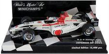 Minichamps BAR Honda 006 Japanese GP 2004 - Takuma Sato 1/43 Scale