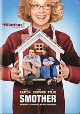 Smother DVD 2009 Diane Keaton Liv Tyler Dax Shepard Like New Movie
