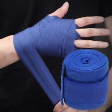 Sports Strap Boxing Bandage Muay MMA Taekwondo Gym Trainning Hand Gloves Wrap