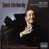 Shura Cherkassky - 1982 San Francisco Recital (HDCD, Ivory, AM) BN Sealed