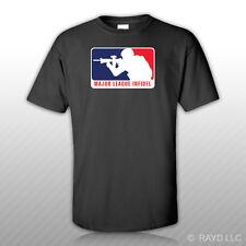 Major League Infidel T-Shirt Tee Shirt Free Sticker MLI