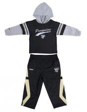 Pittsburgh Penguins Reebok NHL Baby Hoodie & Pants Set