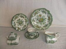 C4 Pottery Enoch Wedgwood (Tunstall) - Oriental Pheasants - 2C7B