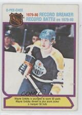 1980-81 O-Pee-Chee #3 Wayne Gretzky Edmonton Oilers Hockey Card