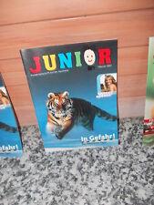 Junior, Heft Februar 2001, 34. Jahrgang
