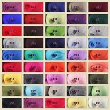 Multi Color 1 ball x 50gr LACE Crochet Acrylic Wool Cashmere Hand Knitting Yarn