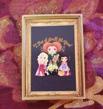 Hocus Pocus Halloween Christmas Ornament/Magnet/Dollhouse miniature