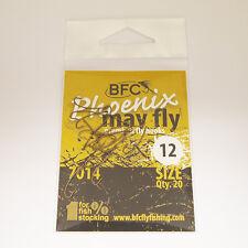 BFC Phoenix 7014 Fly Tying Mayfly Fly Hooks / 20pc / Matt Broze