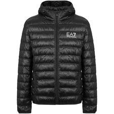 EA7 Armani Piumino Uomo 8NPB02 PN29Z 2020 Giacca Cappuccio Nero Blu Verde Nuovo
