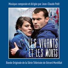 LES VIVANTS ET LES MORTS - PETIT JEAN-CLAUDE (CD)