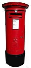 RED POST BOX - LIFESIZE CARDBOARD CUTOUT / STANDEE