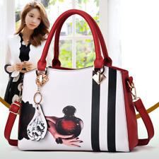 Women Ladies Handbags Shoulder Bags Tote Purse PU Leather Messenger Bag Satchel