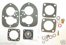 Carburetor Volvo Penta 856471 856472 Solex 44PA1 Tune Up Kit 834527 841292-6 NEW