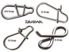 Daiwa Tournament Snap D-Snap SW-Snap 8-Snap W-Snap versch. Modelle und Stärken