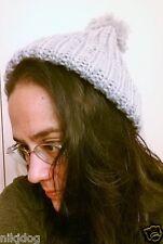 Womens Winter Slouch Knit Cap Oversized Beanie Crochet Hat