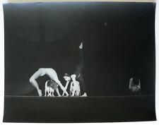 PHOTO ORIGINALE : BEJART JORGE DONN dans NIJINKSY CLOWN DE DIEU 1970 - 04
