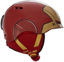 Anon Burner Avengers iron Man Kids Ski Snowboarding Helmet