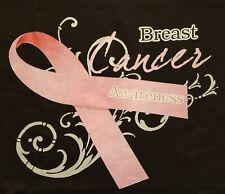 BREAST CANCER AWARENESS SHIRT (FRONT PRINT)