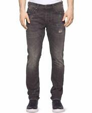 Calvin Klein Jeans Men's Straight-Leg Livorno Wash Jeans