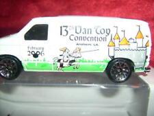 Matchbox L.E.Custom Ford Van 13TH Van Toy Convention