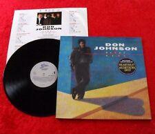 Don Johnson LP Heartbeat TOP ZUSTAND!