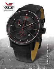 Vostok-Europe GAZ-14 Grand Chronograf Trigolight 6S30/5654176