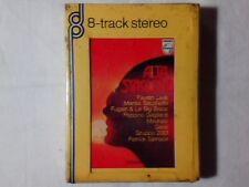 STEREO 8 8-TRACK ALTA STAGIONE FAUSTO LEALI PATRICK SAMSON GRUPPO 2001 MAURIZIO