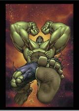 146724 Hulk Wall Print Poster Affiche