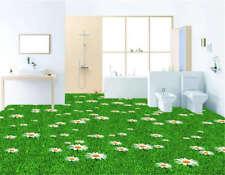 Taraxacum vert clair 3D Sols Mural Photo Papier Peint Maison Imprimer Décoration