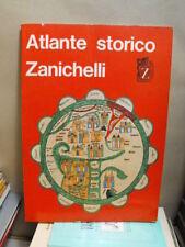 ATLANTE STORICO ZANICHELLI      (Z 21)