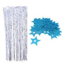 100 Glitter stelle di plastica e decorazioni per soffitto