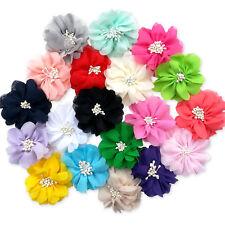 Cherry Blossom Flower Hair clips Grips Bobbles. Boda Dama Bridal Floral