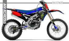 YAMAHA WR250F WR450F YZ250F YZ450F YZ250FX YZ450FX MAXCROSS GRAPHICS FULL KIT