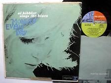 AL HIBBLER sings The Blues LP Monday Every Day REPRISE R 2005