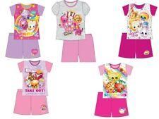Girls Shopkins Cotton  Pyjamas  age 4-5 years nwt