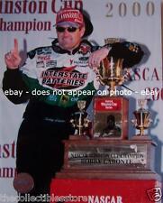 BOBBY LABONTE JOE GIBBS RACING 2000 NASCAR WINSTON CUP CHAMPION 16 X 20 PHOTO