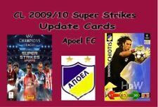 Panini Champions League Super Strikes 2009/2010 - Update -  Apoel FC