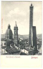 AK, Bologna, Italia, vista parziale, per 1900