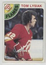 1978-79 Topps #97 Tom Lysiak Atlanta Flames Hockey Card