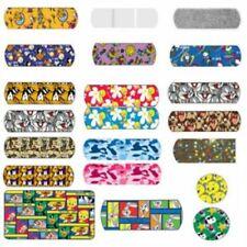 "Character Adhesive Bandage Strips 3/4 x 3"" 100/box (compare to Band-Aid®) #3"