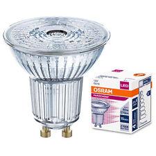 X 1X 3X 5 Osram Led Reflector GU10 Lámparas (36 Grados/60 Grados Focos ) Par16