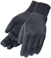 Tourmaster Mens Black Silk Snowmobile Glove Liners Snowcross