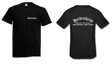 Herren T-Shirt Heidenheim I Fussball I Verein I Sprüche I Fun I Lustig bis 5XL