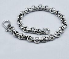 B30 Armband Erbsenkette 5 mm Silber 925 Länge wählbar