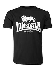 Lonsdale Camiseta Hombre Logo