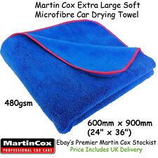 EXTRA Large morbida in microfibra Auto Asciugatura Asciugamano 480gsm Panno 60cm x 90cm variazione